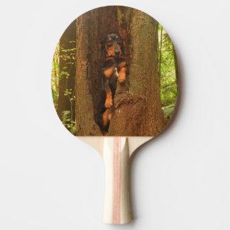 Portland Tree Ping Pong Paddle
