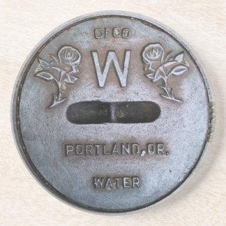 Portland Water Hatch Coasters