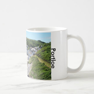 Portloe Cornwall England Coffee Mug