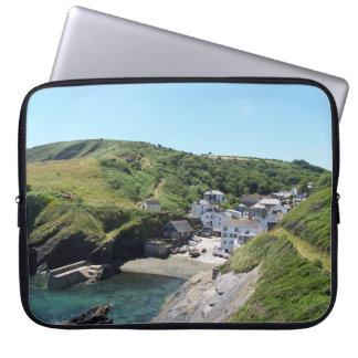 Portloe Cornwall England Laptop Sleeve