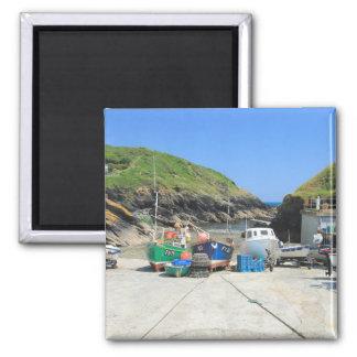 Portloe in Cornwall Magnet