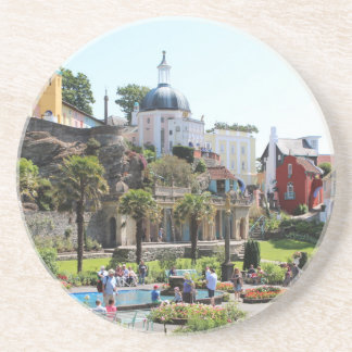 Portmeirion Centre View Coaster