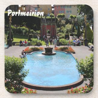 Portmeirion Fountain Beverage Coasters