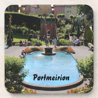 Portmeirion Fountain Drink Coasters
