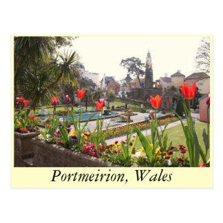 Portmeirion Postcard