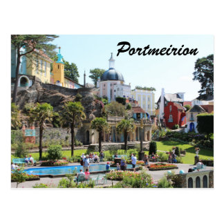 Portmeirion Postcard One