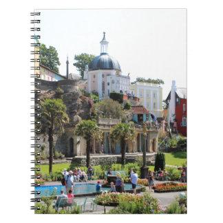 Portmeirion Scene Notebook