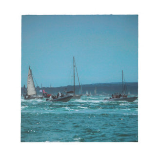 Portmouth Harbour Boat Race Notepad
