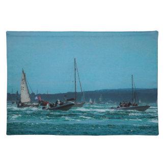 Portmouth Harbour Boat Race Placemat