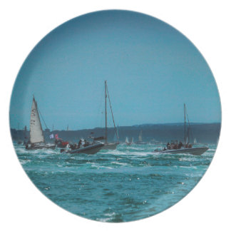 Portmouth Harbour Boat Race Plate
