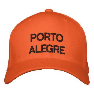 Porto Alegre Cap Embroidered Baseball Caps