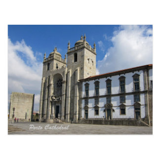 Porto Cathedral postcard