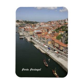 Porto city Premium Magnet