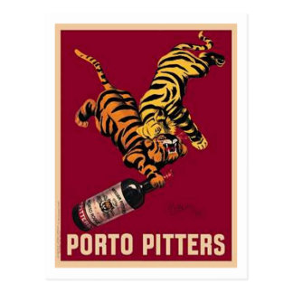 Porto Pitters Postcard