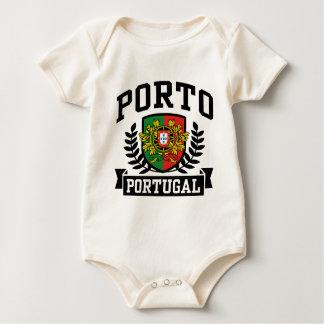 Porto Portugal Baby Bodysuit