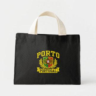 Porto Portugal Mini Tote Bag