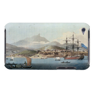 Porto Praya in the Island of St. Jago, plate 4 fro Case-Mate iPod Touch Case