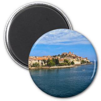Portoferraio - Elba Island 6 Cm Round Magnet