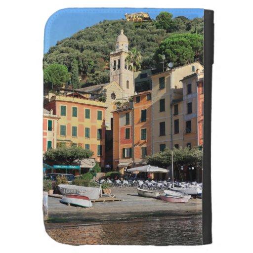 Portofino Kindle Cover