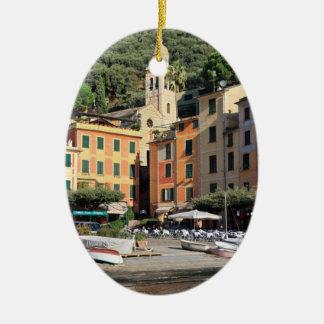 Portofino Christmas Tree Ornaments