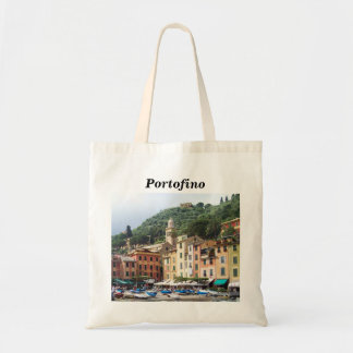 Portofino Dreaming Budget Tote Bag