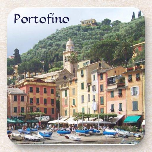 Portofino Dreaming Beverage Coaster