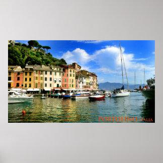 portofino italia posters