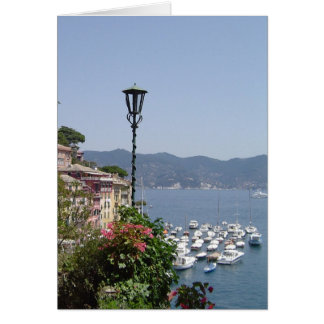 Portofino, Italy Blank All Occasion Card