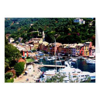 PORTOFINO, ITALY CARD