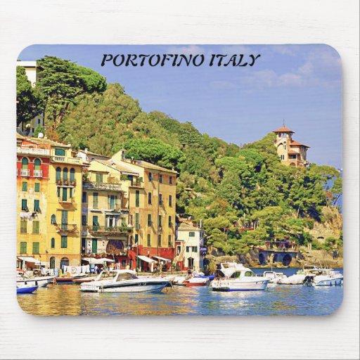 PORTOFINO ITALY MOUSEPADS