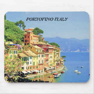 PORTOFINO ITALY MOUSEPAD