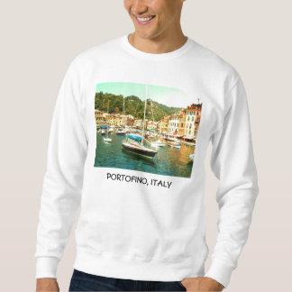 PORTOFINO, ITALY (SWEATSHIRT) PULLOVER SWEATSHIRT