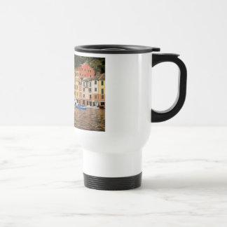 Portofino Mug Stainless Steel Travel Mug