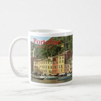 Portofino Classic White Coffee Mug