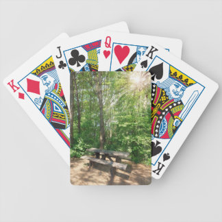 Portofino natural park playing cards