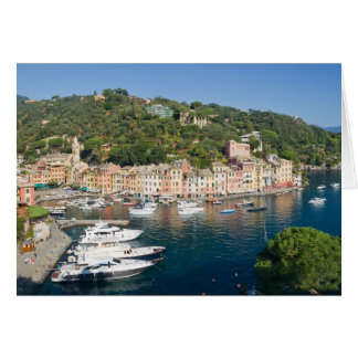 Portofino  panorama card