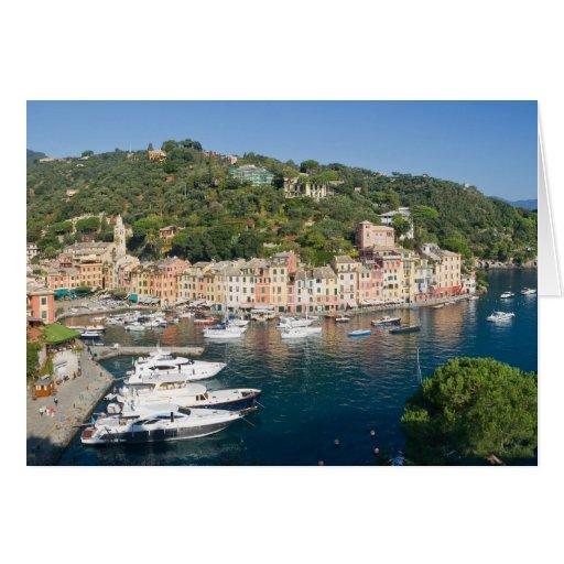 Portofino  panorama cards