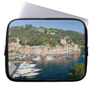 Portofino  panorama laptop computer sleeves