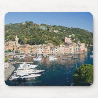 Portofino panorama mouse pads