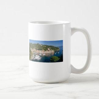 Portofino  panorama coffee mug