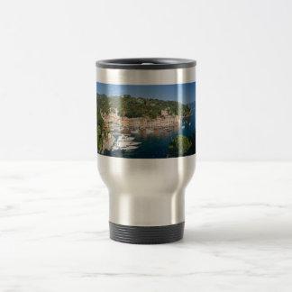 Portofino  panorama mug