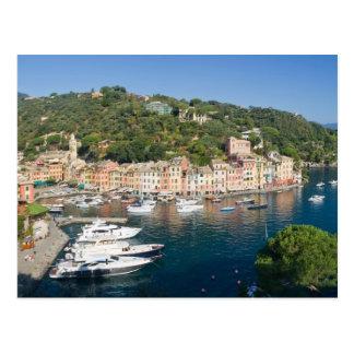 Portofino  panorama post card