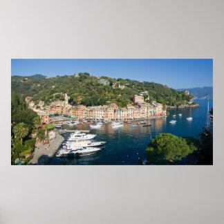 Portofino  panorama poster