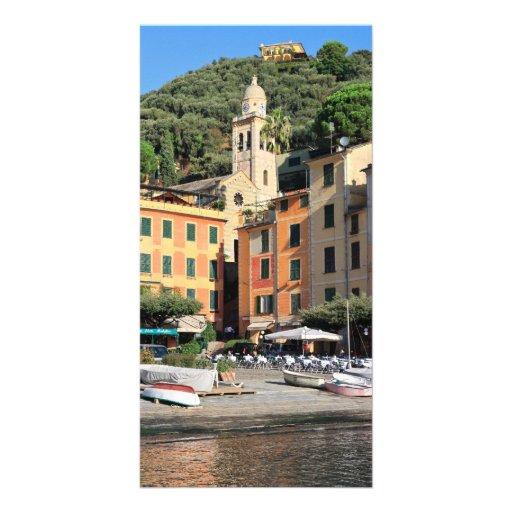 Portofino Custom Photo Card