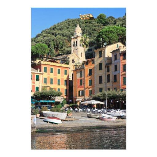 Portofino Photo Print