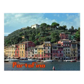 Portofino Postcards