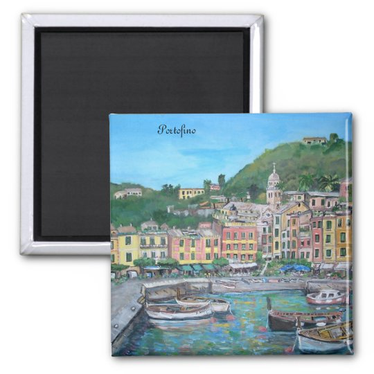 Portofino Seaside Village - Magnet
