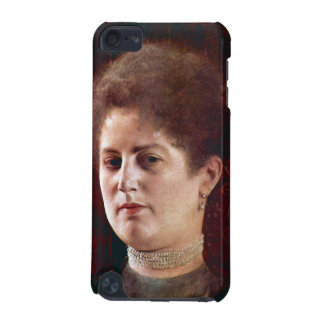 Portrai of a Woman by Gustav Klimt iPod Touch 5G Cases