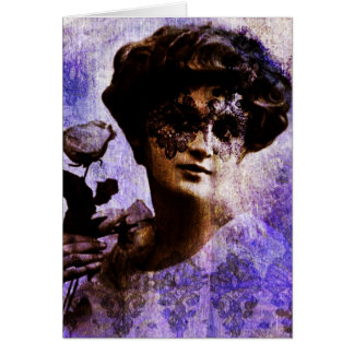 Portrait 2 card