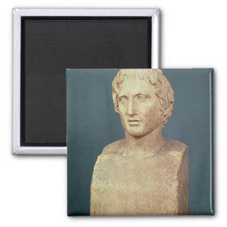 Portrait bust of Alexander the Great Magnet